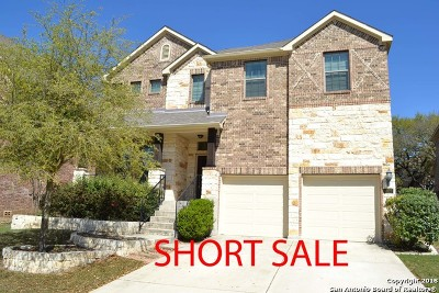 Boerne TX Single Family Home New: $285,500