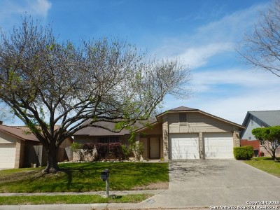 Universal City Single Family Home New: 828 Fern Meadow Dr