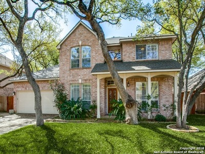 San Antonio Single Family Home New: 27 Cutter Green Dr