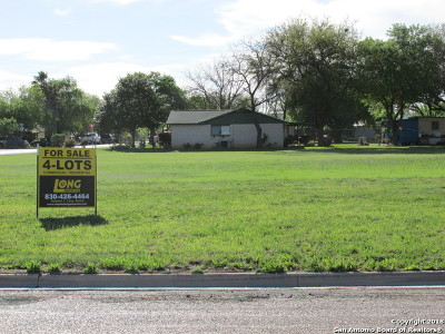 Hondo Residential Lots & Land For Sale: 000 20th St