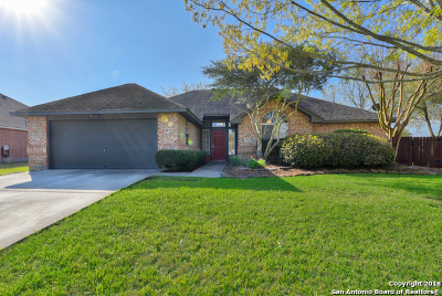 Single Family Home New: 1323 Brenham Circle