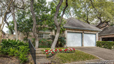 San Antonio TX Single Family Home Sold: $650,000