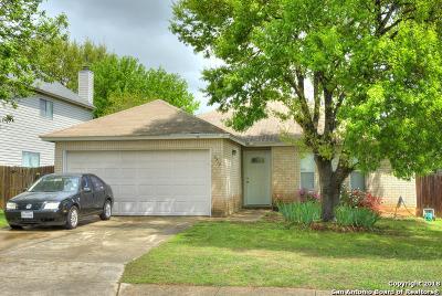 Schertz Single Family Home New: 3312 Fresno Pl