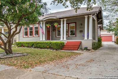 Alamo Heights Single Family Home New: 321 Argo Ave