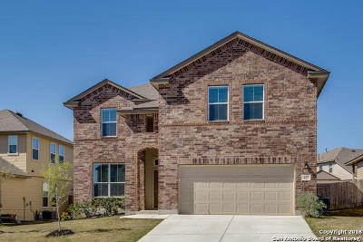 Cibolo Single Family Home New: 417 Kings Way
