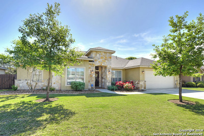 Boerne TX Single Family Home New: $398,000