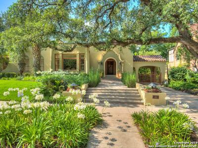 Monte Vista Single Family Home For Sale: 104 E Elsmere Pl