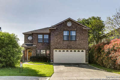 San Antonio TX Single Family Home New: $157,836