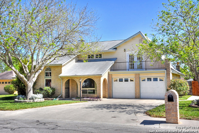 Schertz Single Family Home New: 108 Richardson Dr