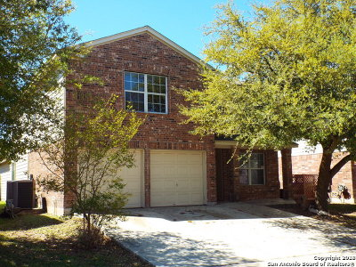 San Antonio Single Family Home New: 3763 Browning Bluff