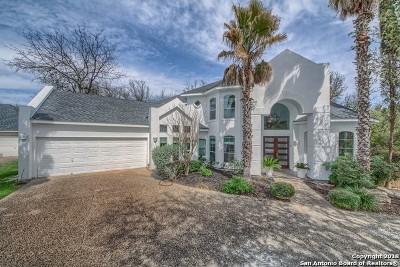 San Antonio Single Family Home New: 3 Inview Cove
