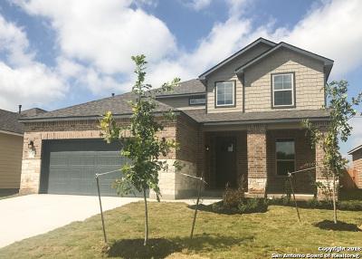 San Antonio Single Family Home New: 2041 Oedipus Dr