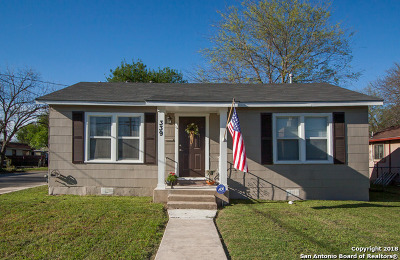 San Antonio TX Single Family Home New: $135,000