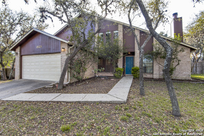 San Antonio Single Family Home New: 1523 Copperfield Rd