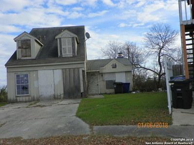 San Antonio TX Single Family Home New: $49,900