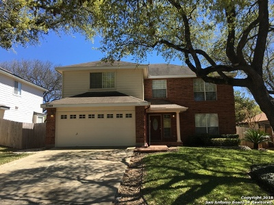 Schertz Single Family Home Back on Market: 3560 Marietta Ln