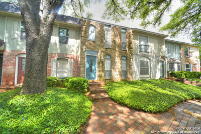 San Antonio Condo/Townhouse New: 2811 Woodbury Dr #303