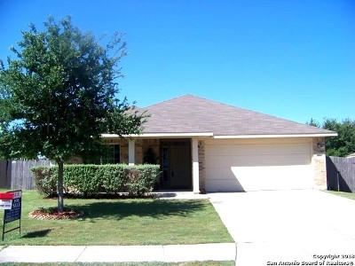 New Braunfels Single Family Home For Sale: 506 Roadrunner Ave