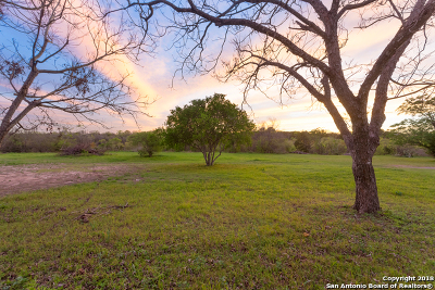 Guadalupe County Residential Lots & Land Active Option: 4621 Fm Lot 5 Blk: 3 Addn: Live Oak Hills