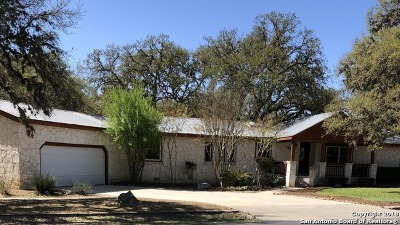 Boerne TX Single Family Home New: $319,500