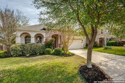 San Antonio TX Single Family Home For Sale: $352,500