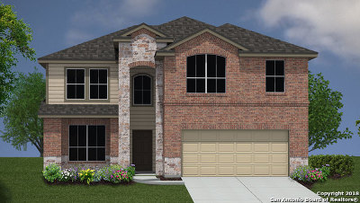 Cibolo Single Family Home New: 529 Round Reins