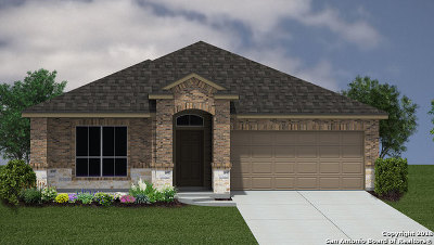 Cibolo Single Family Home New: 517 Round Reins