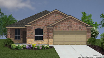 Cibolo Single Family Home New: 516 Round Reins