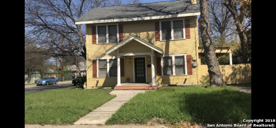 Single Family Home For Sale: 535 W Kings Hwy