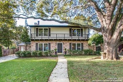 Single Family Home For Sale: 3014 Albin Dr