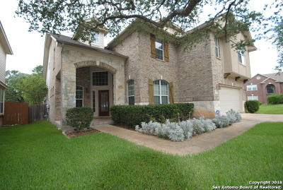 San Antonio Single Family Home New: 23735 Beaver Creek