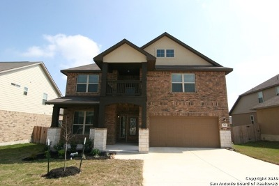 Cibolo Single Family Home New: 705 Morgan Run