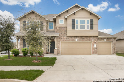 Cibolo Single Family Home New: 204 Dove Hill