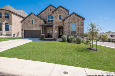 San Antonio Single Family Home Back on Market: 25802 Warbler View