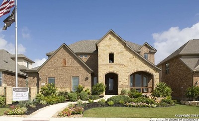 San Antonio Single Family Home New: 12223 Lexi Petal