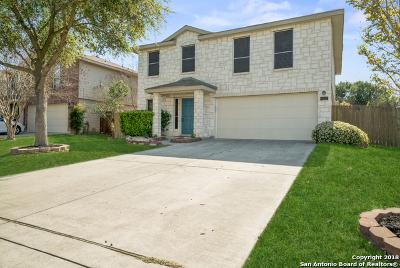 Universal City Single Family Home New: 9022 Walnut Springs