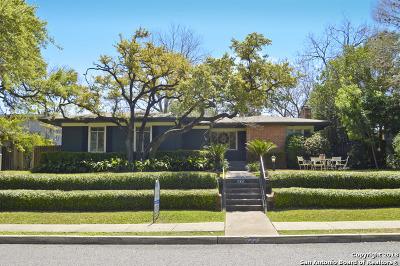 San Antonio Single Family Home New: 222 Brightwood Pl