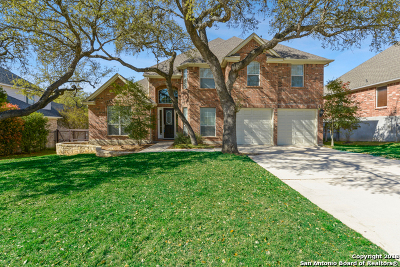 Helotes Single Family Home Active RFR: 12919 Walking Horse