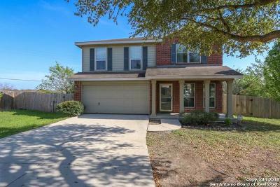 Universal City Single Family Home New: 9102 Granite Woods