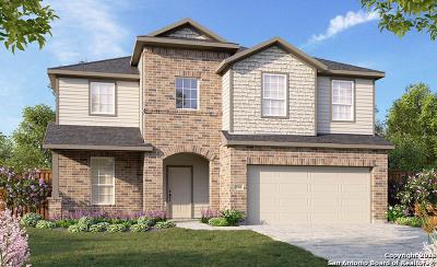 Schertz Single Family Home New: 2810 Red Tip