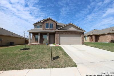 Seguin Single Family Home For Sale: 1057 Clarkston Dr