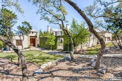 San Antonio Single Family Home New: 132 La Escalera