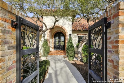 Boerne Single Family Home For Sale: 55 Winged Foot