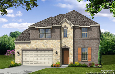 New Braunfels Single Family Home New: 2766 Ridge Heights