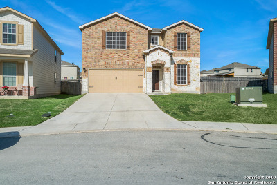 San Antonio TX Single Family Home Back on Market: $255,000