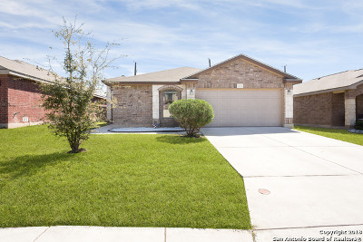 Converse Single Family Home New: 3854 Bogie Way