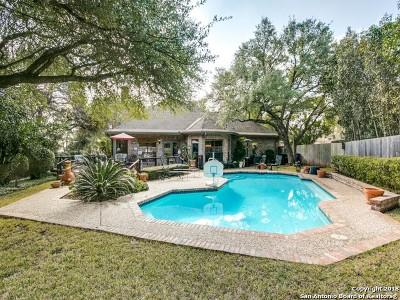 San Antonio Single Family Home New: 9719 Dove Shadow