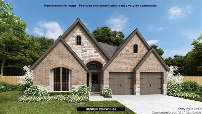 New Braunfels Single Family Home New: 646 Volme