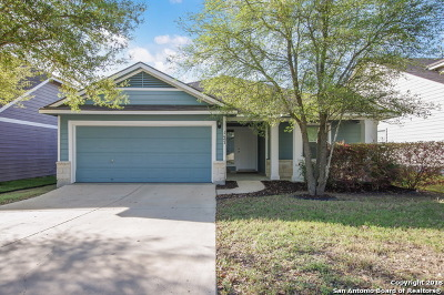 Cibolo Single Family Home New: 127 Brook View