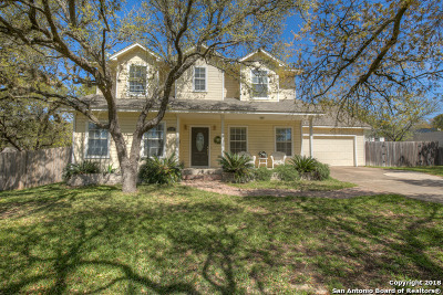 Canyon Lake Single Family Home For Sale: 2637 Connie Dr